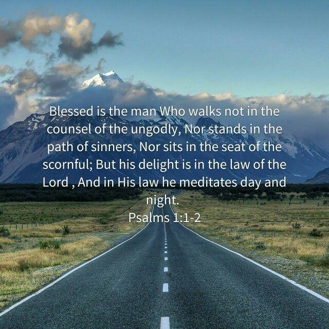 Psalms 1:1-2