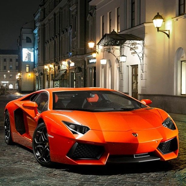 Sports Cars Lamborghini Aventador: Lamborghini Aventador: Not In My Favorite Color, But Would