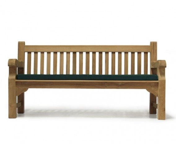 Fabulous Balmoral Park Bench 6Ft Teak Street Bench 1 8M Outdoor Pabps2019 Chair Design Images Pabps2019Com