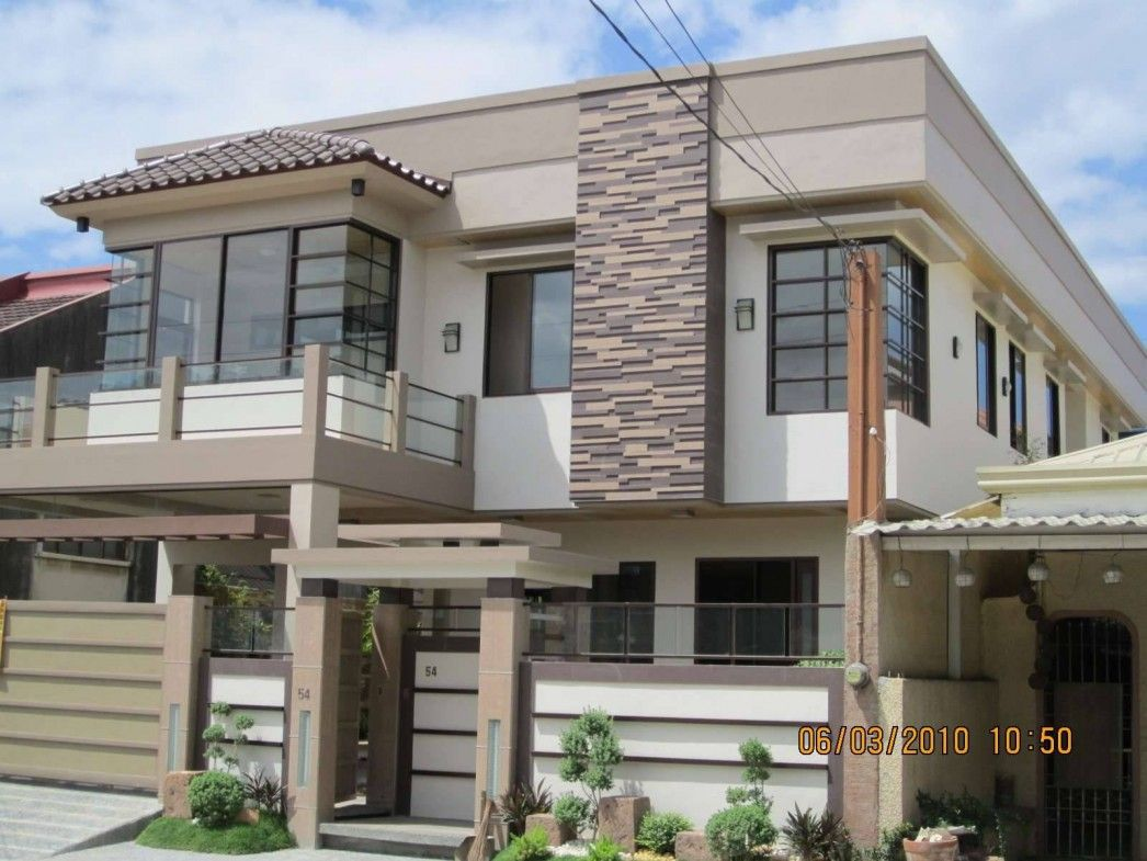 Pretty Contemporary House Designs In The Philippines : Exterior Design  Modern House Design Architecture Design Building Contemporary House Designs  In The ...