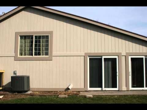 Our Exhaustive Mobile Home Siding Guide Covers All The Best Siding Options For Your Mobile Or Manufactured Hom Plywood Siding Wood Siding Exterior House Siding