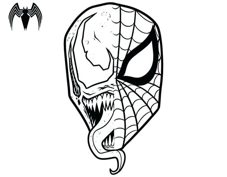 Lego Venom Coloring Pages Goodmorningwishes