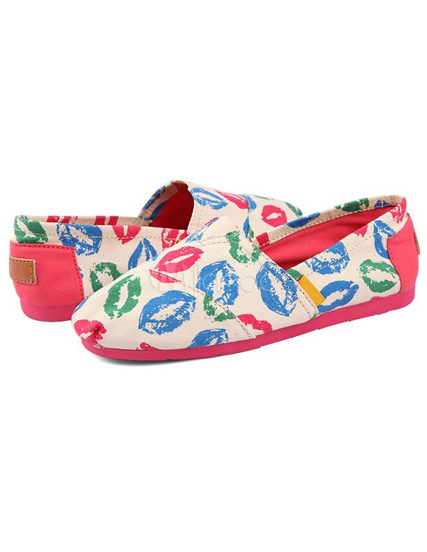 #Milanoo.com Ltd          #Loafers                  #Daily #Colorful #Kiss #Round #Loafers #Woman       Daily Colorful Kiss Round Toe Loafers For Woman                               http://www.snaproduct.com/product.aspx?PID=5726414