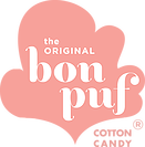 Bon Puf Cotton Candy For Parties And Events In Los Angeles Best Organic Baby Food Sweet Magic Candy Logo