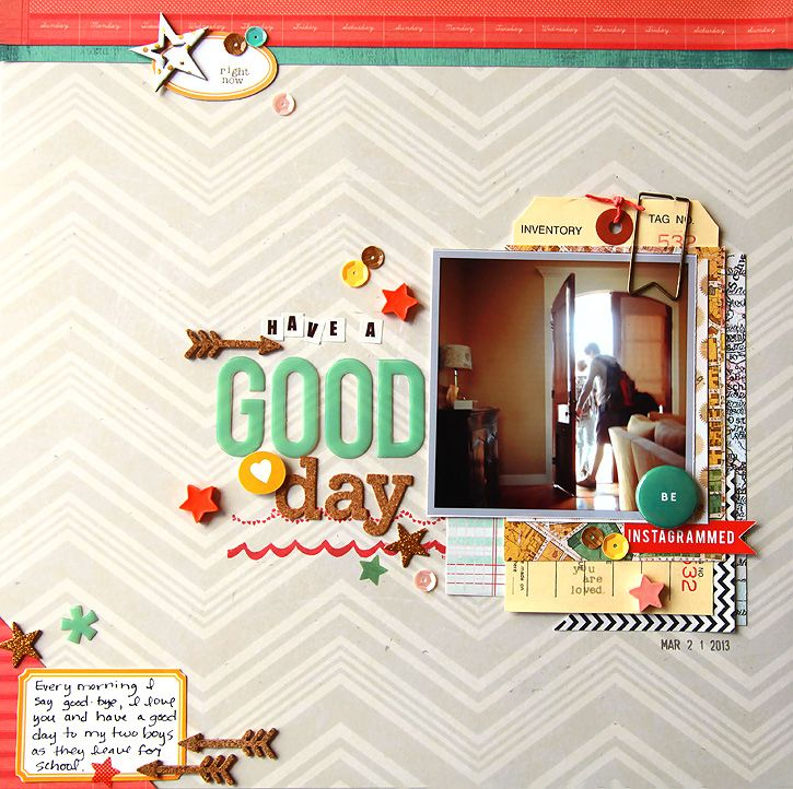 deb duty {photography + scrapbooking} - Love this picture and title. Need to do this!