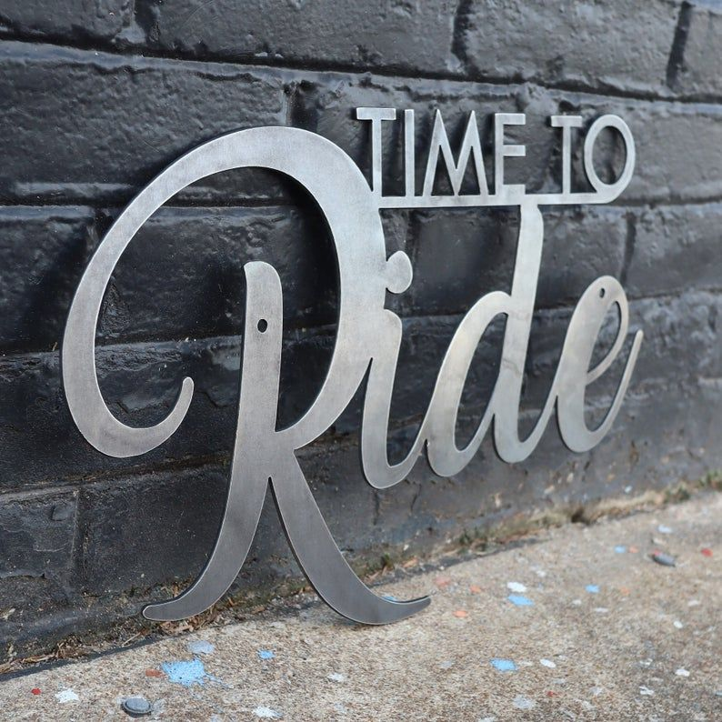 Park Art|My WordPress Blog_Peloton Metal Wall Art