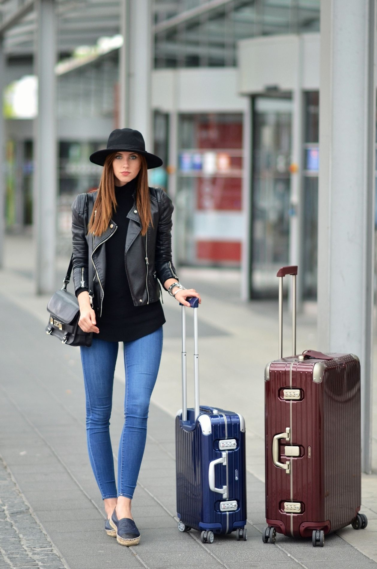 Travel Outfits Airport Style How To Look Fashionable During Travel Fashion Outfits Airport Style