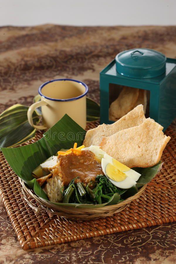Indonesian Food Traditional Indonesian Food Called Gado Gado Aff Traditional Food Indonesian Gado Food Indonesian Food Indonesian Food Traditional