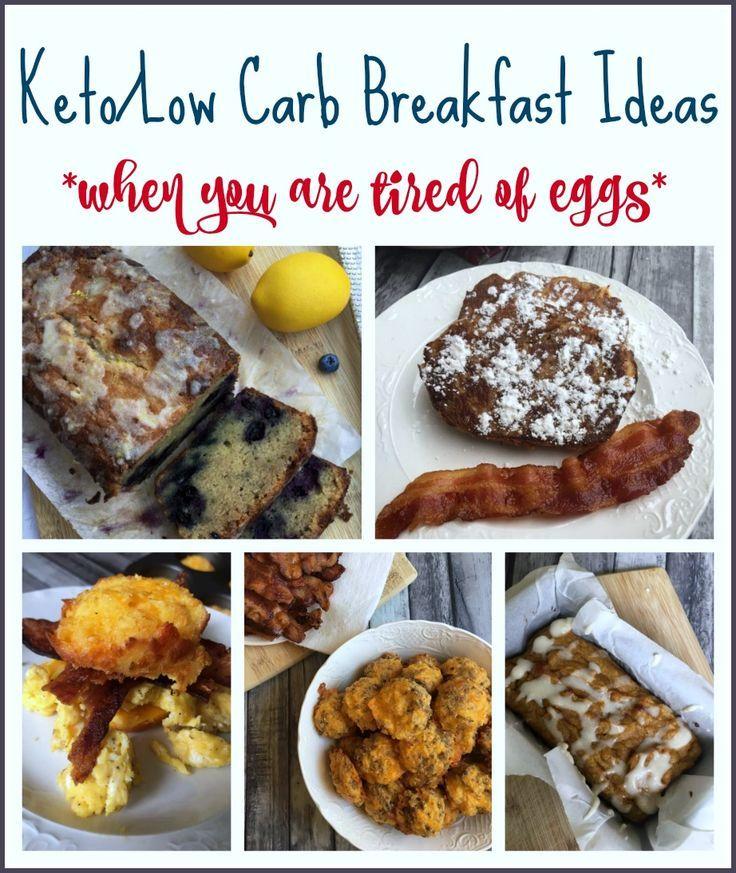 Keto/Low Carb Breakfast Ideas *when you are tired of eggs* / Keto Breakfast / Low Carb Breakfast / Keto Pancakes / Low Carb Pancakes / Easy Keto breakfast ideas / Low Carb Breakfast Ideas / Keto Pumpkin Bread / Low Carb Pumpkin Bread / Keto Biscuits / Low Carb Biscuits #ketogenic #lowcarb #keto #LCHF #ketobreakfast #healthybreakfast #kaseytrenum
