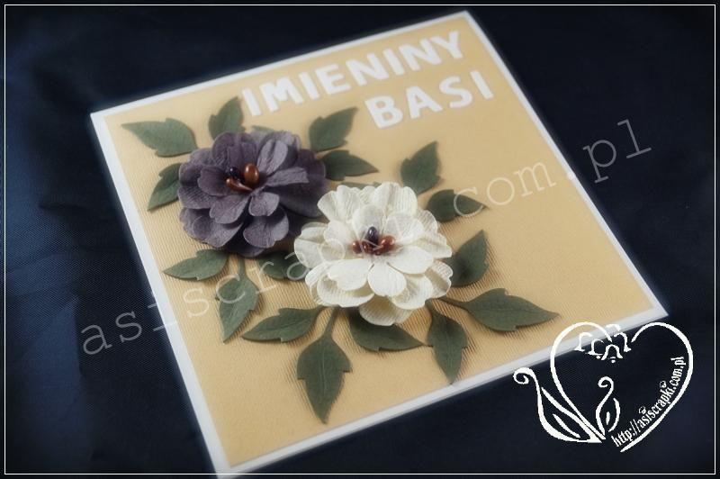 Imieniny Basi Papierowe Wariacje Asiola Tableware Napkins Wordpress
