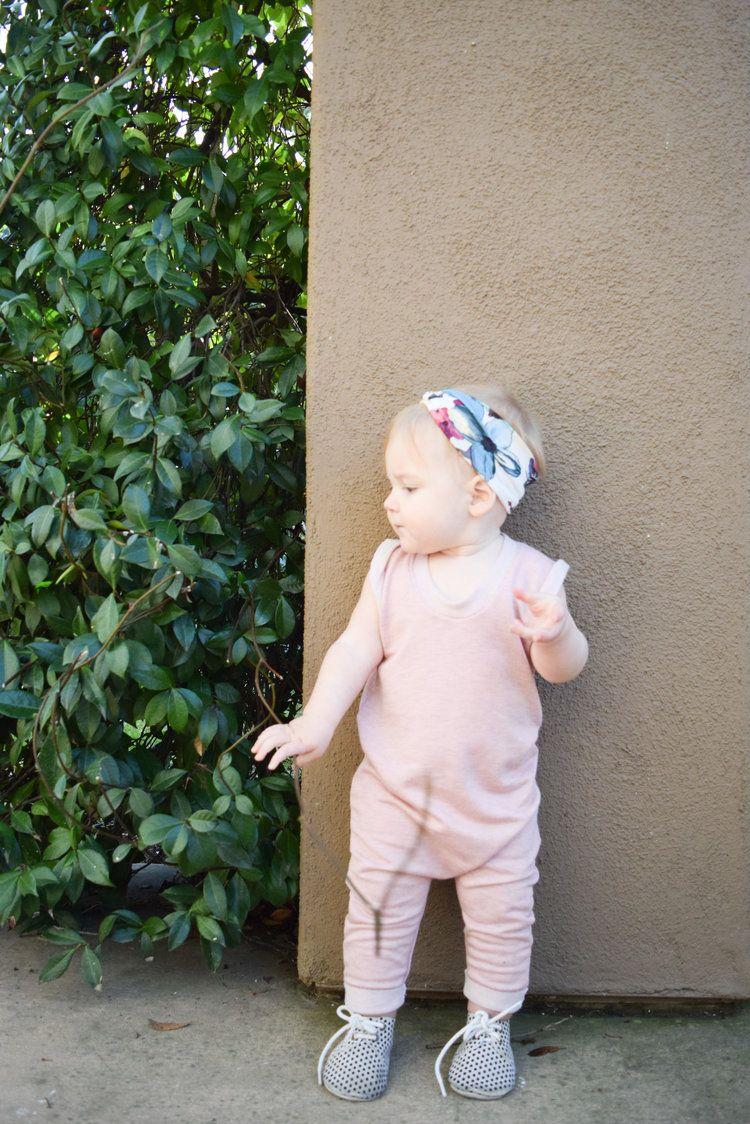 40267c28654 Babies · Baby Fashion - Light Pink Baby Romper ...