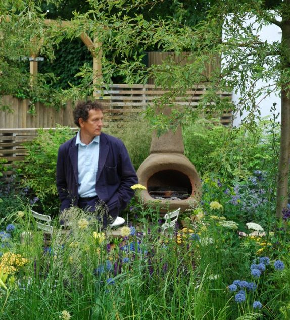 monty don, big dreams, small spaces - Google Search | Gardening ...