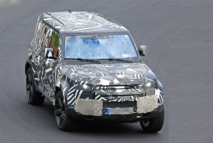 2021 Land Rover Defender News Release Date Price Land Rover Defender Is That The Stuff Of Legend With A Style That Land Rover Defender Land Rover Defender