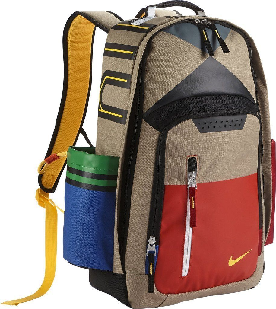 f090bf2a8c9 Nike mens ALL STAR KYRIE BACKPACK BA5286-235 - KHAKI/TEAM ORANGE/VARSITY  MAIZE * New and awesome product awaits you, Read it now : Backpacking  backpack