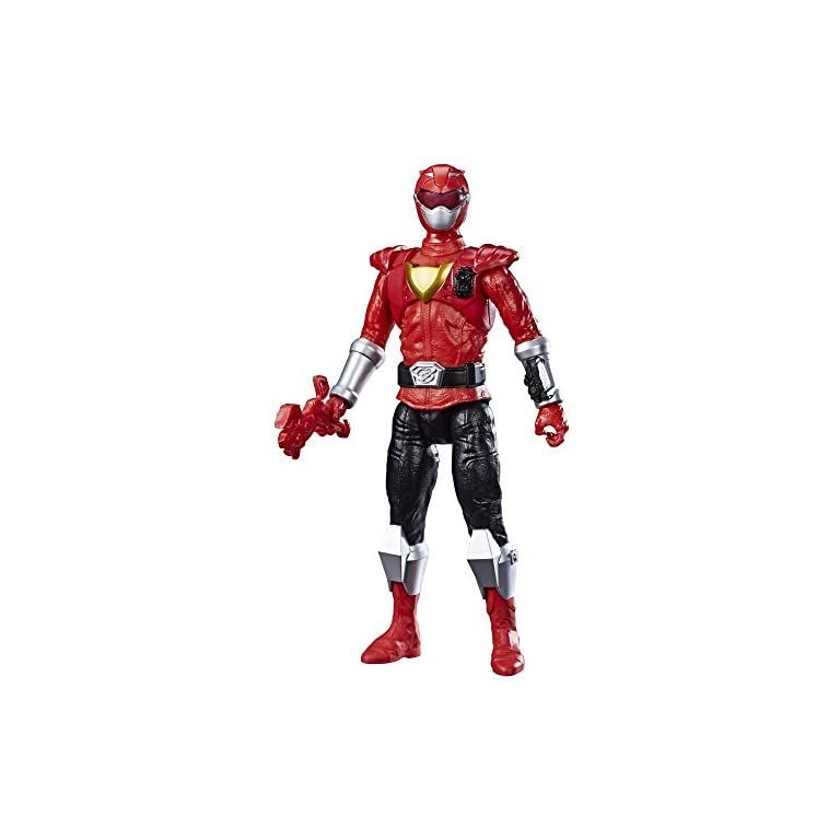 Power Rangers Beast Morphers 12 Beast X Red Ranger Action Figure Toy Inspired By The Tv Show Toys Flirts In 2020 Power Rangers Power Rangers Figures Best Action Figures