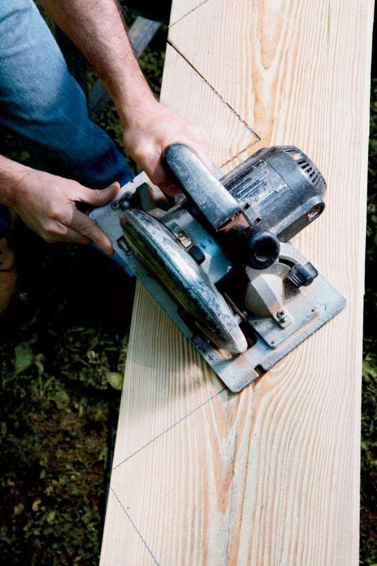fabriquer un escalier en bois intérieur ou extérieur - fiche infos ... - Construire Un Escalier En Bois Interieur