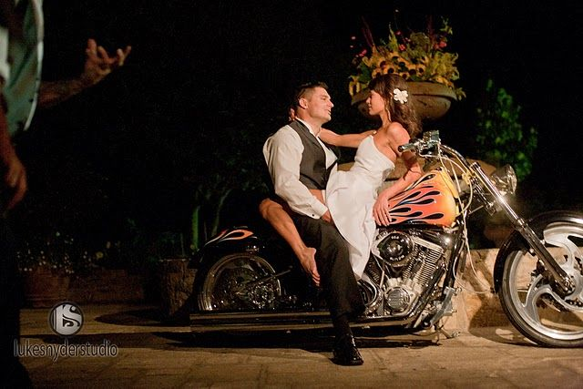 Best 25 Motorcycle Wedding Pictures Ideas On Pinterest
