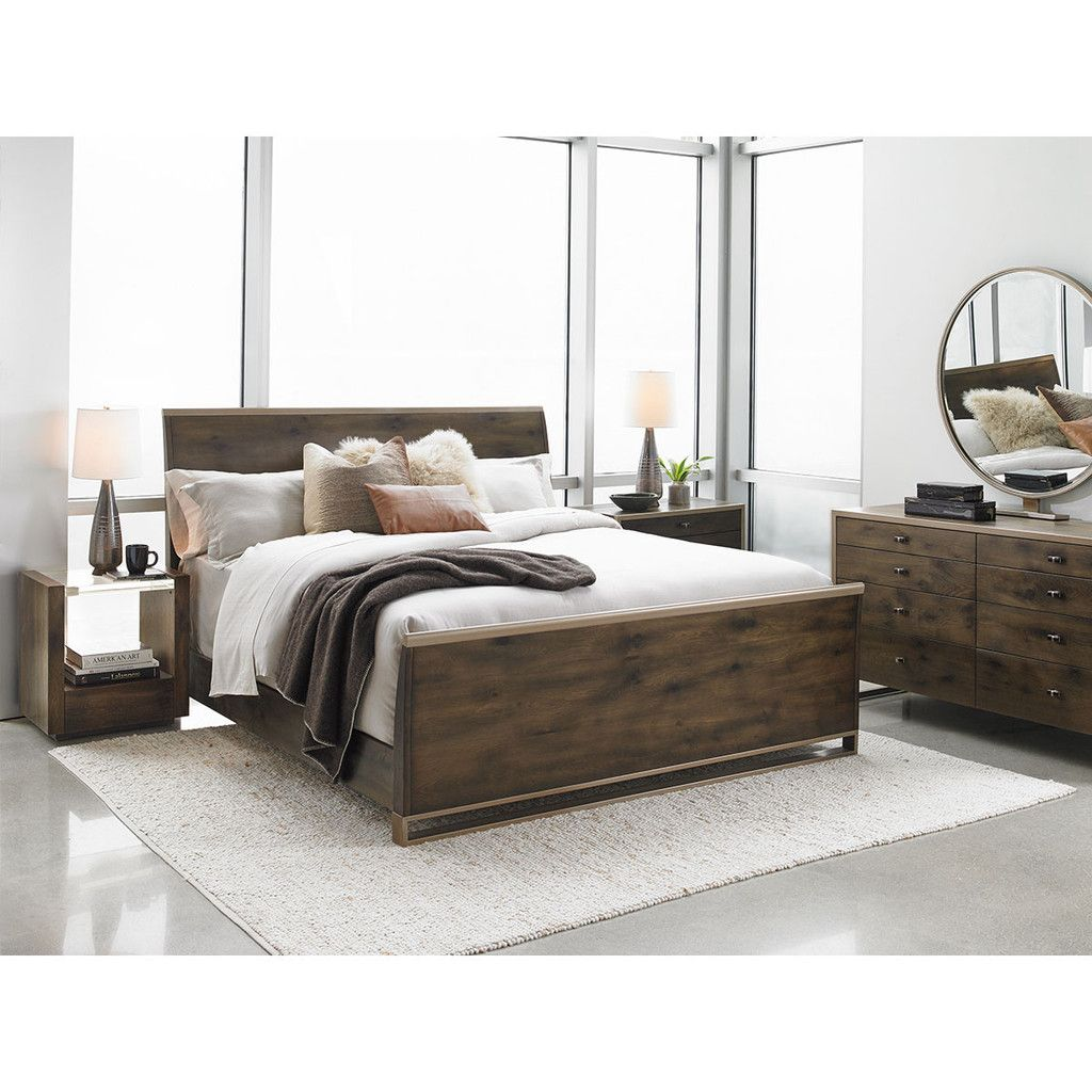 Caracole Best In Glass Nightstand Furniture, Bedroom