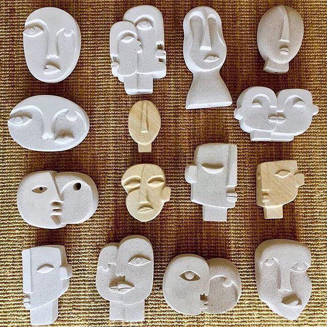 Skulpturale Objekte von @hollyryanstudio vorgestellten @hollyryanjewellery | #ceramicart