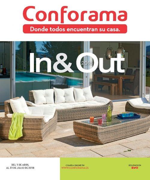 Muebles jardín Conforama 2018: precios ofertas   Muebles de jardin ...