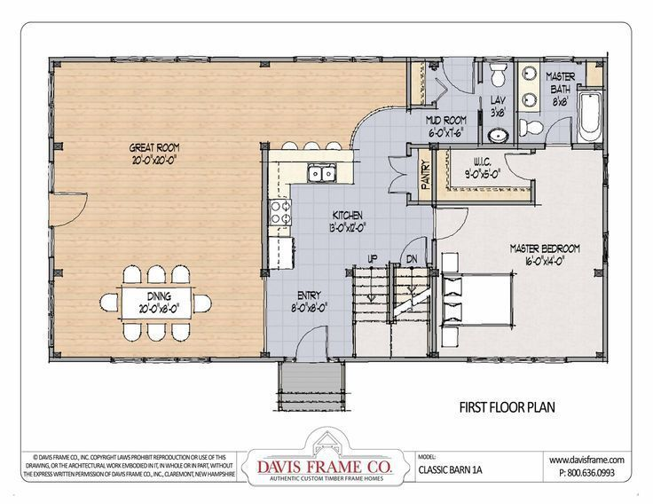 Shop with living quarters floor plans hostetler pole barns for Plans for shop with living quarters