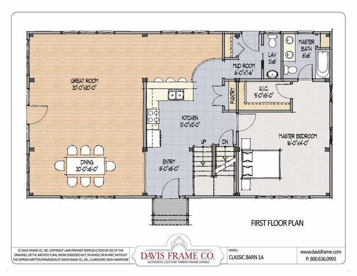 Shop with living quarters floor plans hostetler pole barns for Barn blueprints with living quarters