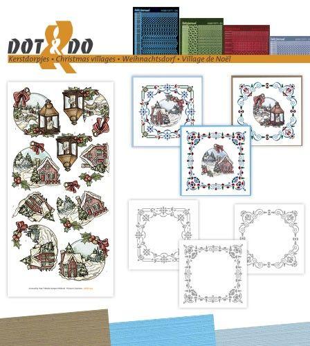 Dot & Do Sneeuwlandschappen