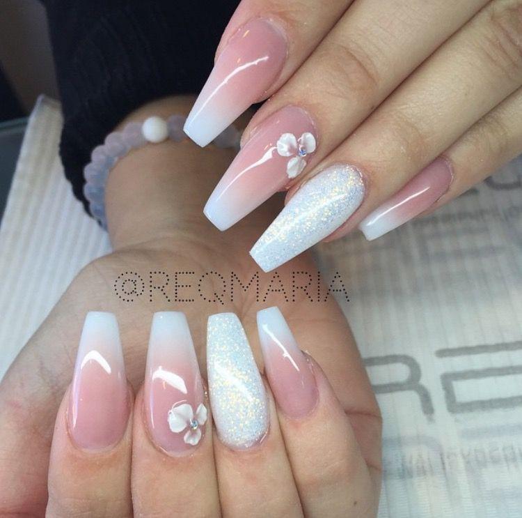 Pin de Ruthie Villegas en nail art | Pinterest | Diseños de uñas ...