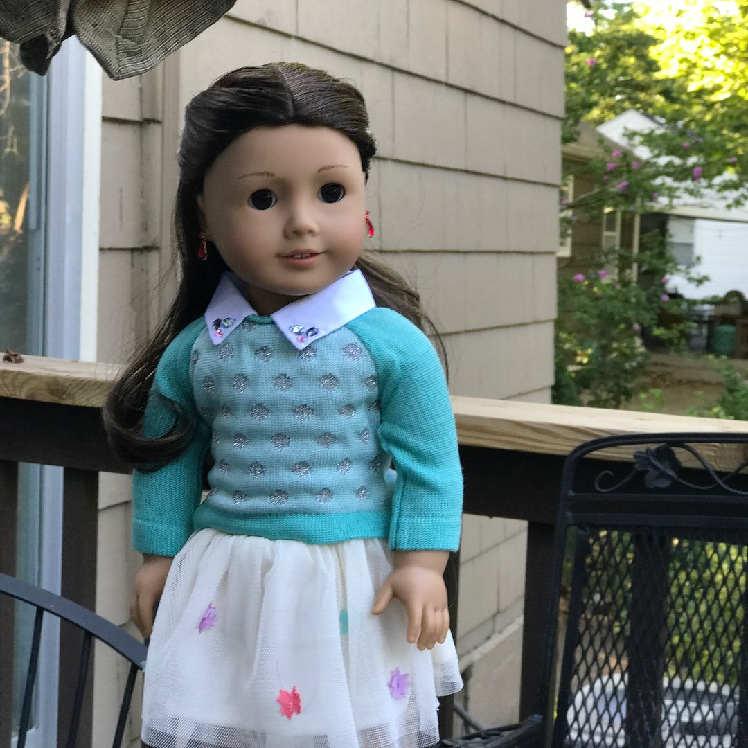 My new doll Rowan she is a new truly me doll 69 #trulyme69 #agiger ...