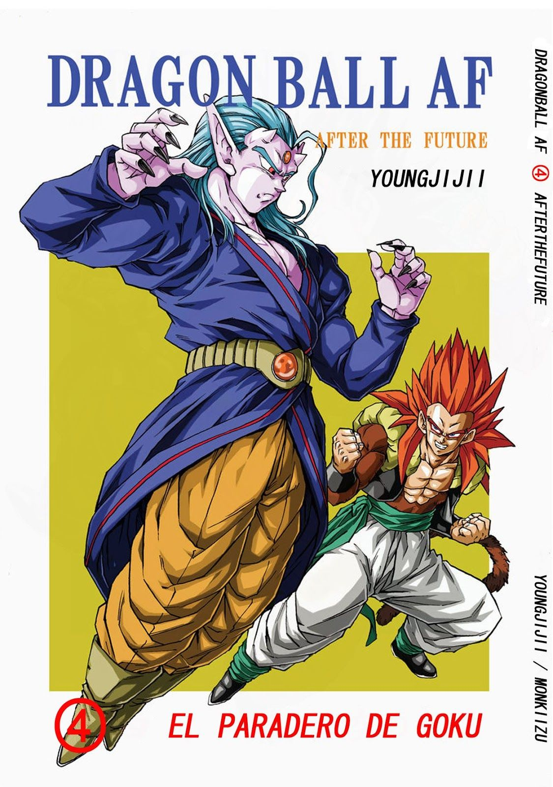 Dragon Ball Af Capítulo 4 Español Dragonballsuper Com Mx Dragon Ball Dragon Ball Artwork Dragon Ball Art