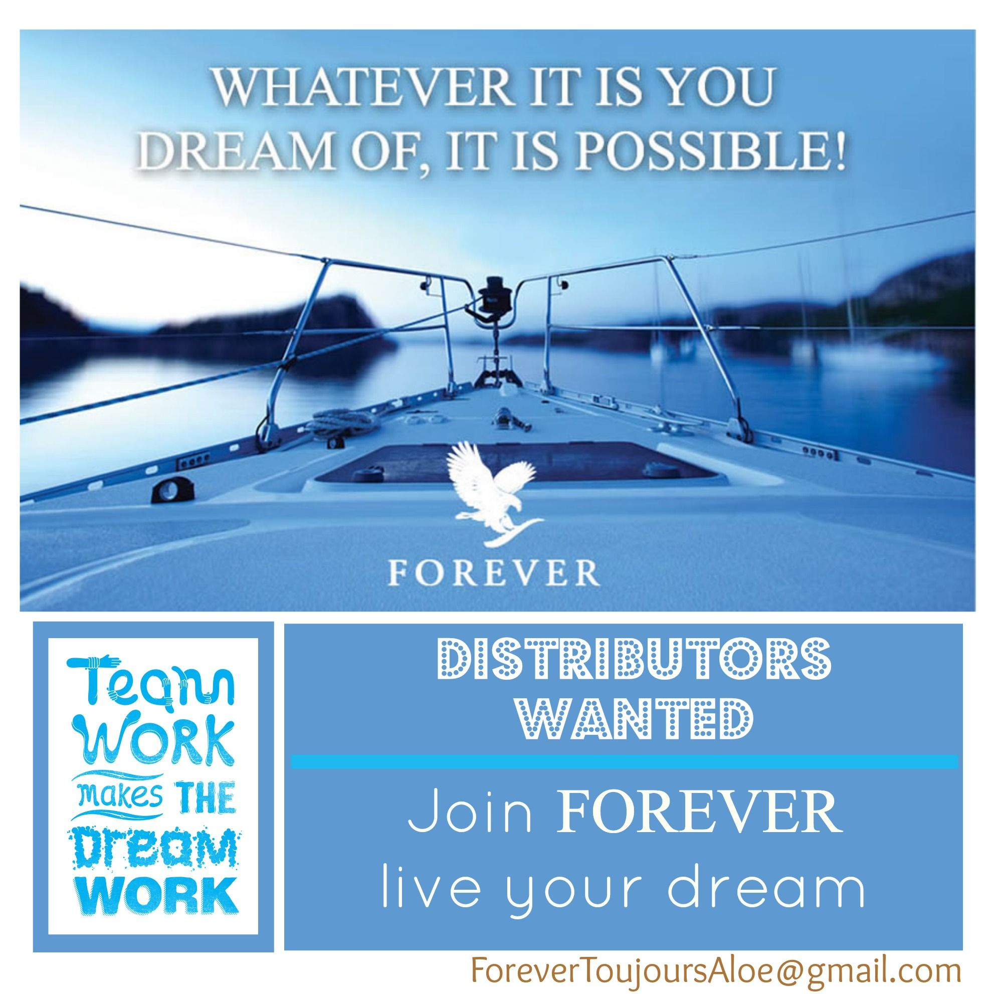 Distributors Wanted! Are you looking for a new job opportunity or an