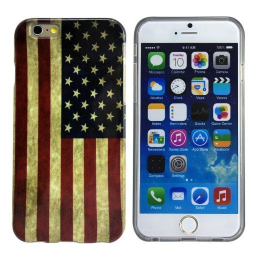 Soft American Flag Case For Iphone 5 5s American Flag Case Flag Cases Iphone Cases