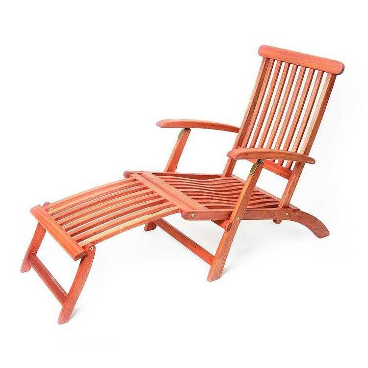 Deckchair Almeria Klapp Und Verstellbar Online Kaufen Home24 Garten Klappstuhl Liegestuhl Stuhle