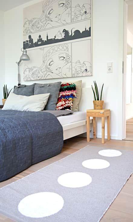 Wohnideen, Interior Design, Einrichtungsideen \ Bilder Dekoration - moderne schlafzimmer designs
