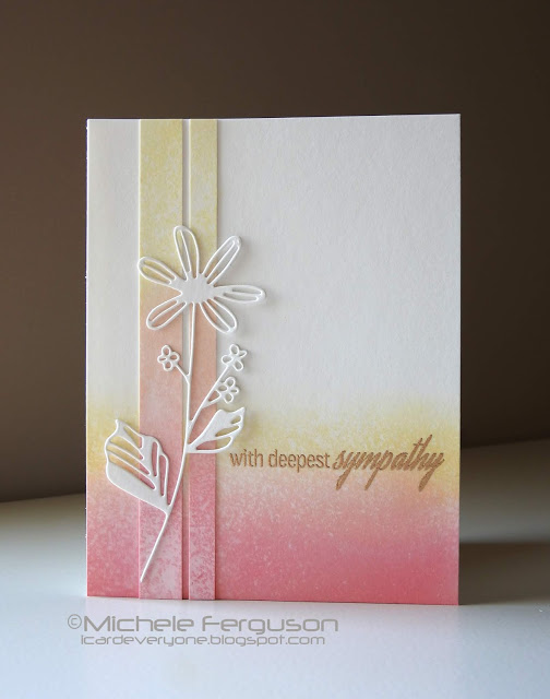 i card everyone  case this sketch 331  sympathy cards