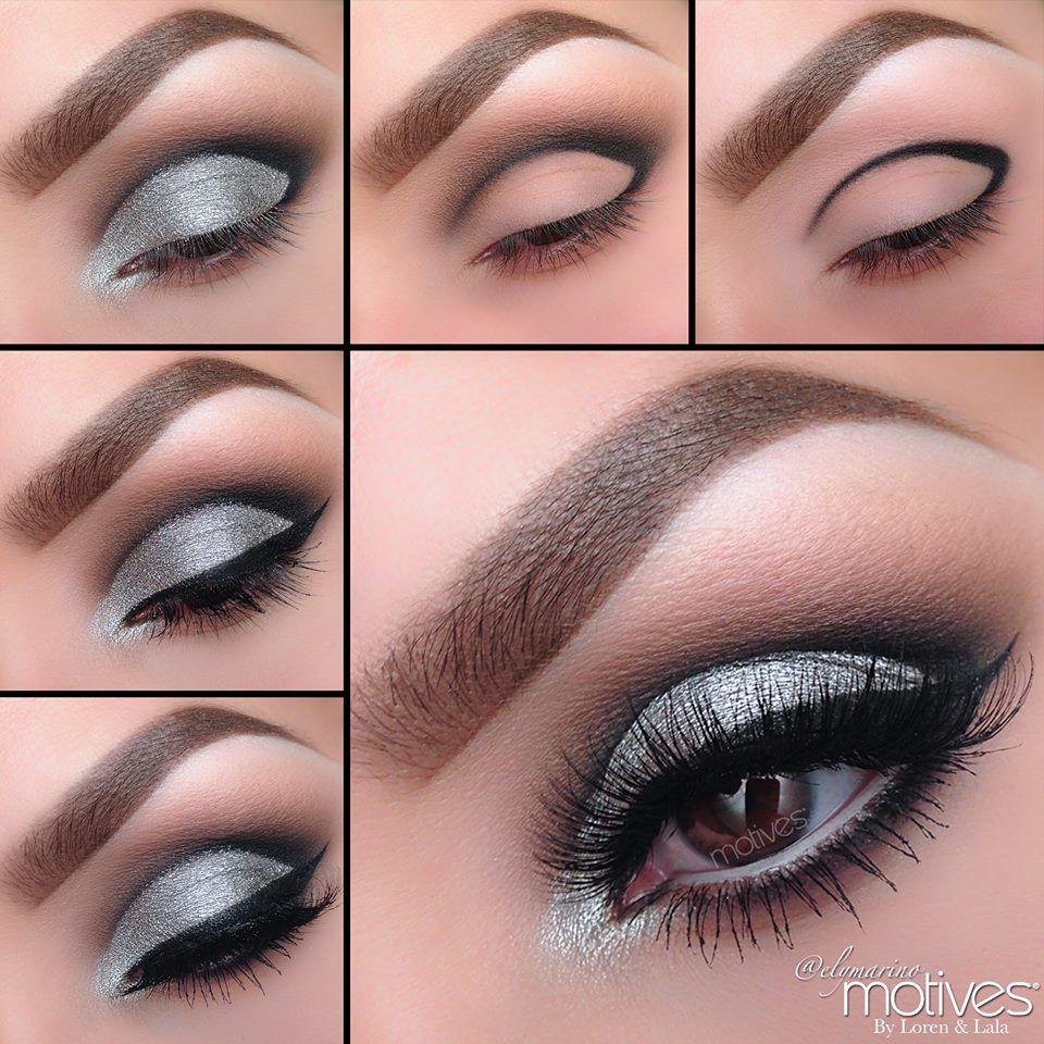 Onyx Cappuccino Vogue Little Black Dress Gel Eyeliner Angel Khol Eyeliner Wedding Eye Makeup Eye Makeup Makeup [ 960 x 960 Pixel ]