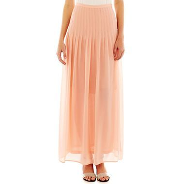 8be80e89b87 i jeans by Buffalo Pleated Maxi Skirt - jcpenney  35