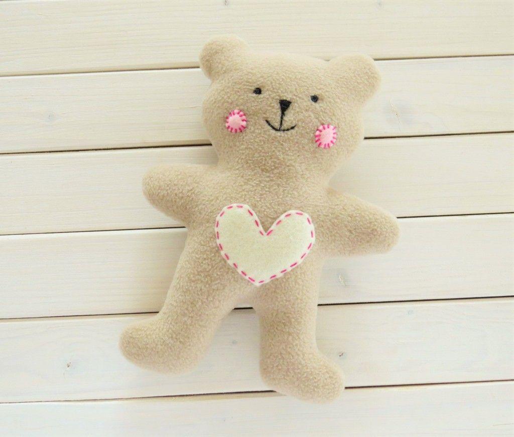 bricolaje juguete del bebé del oso de peluche | BEBÈ costura ...