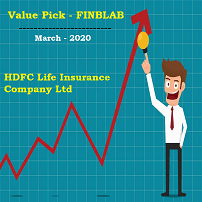 Hdfc Life Insurance Value Pick Stock In 2020 Investing Public Limited Company Bombay Stock Exchange