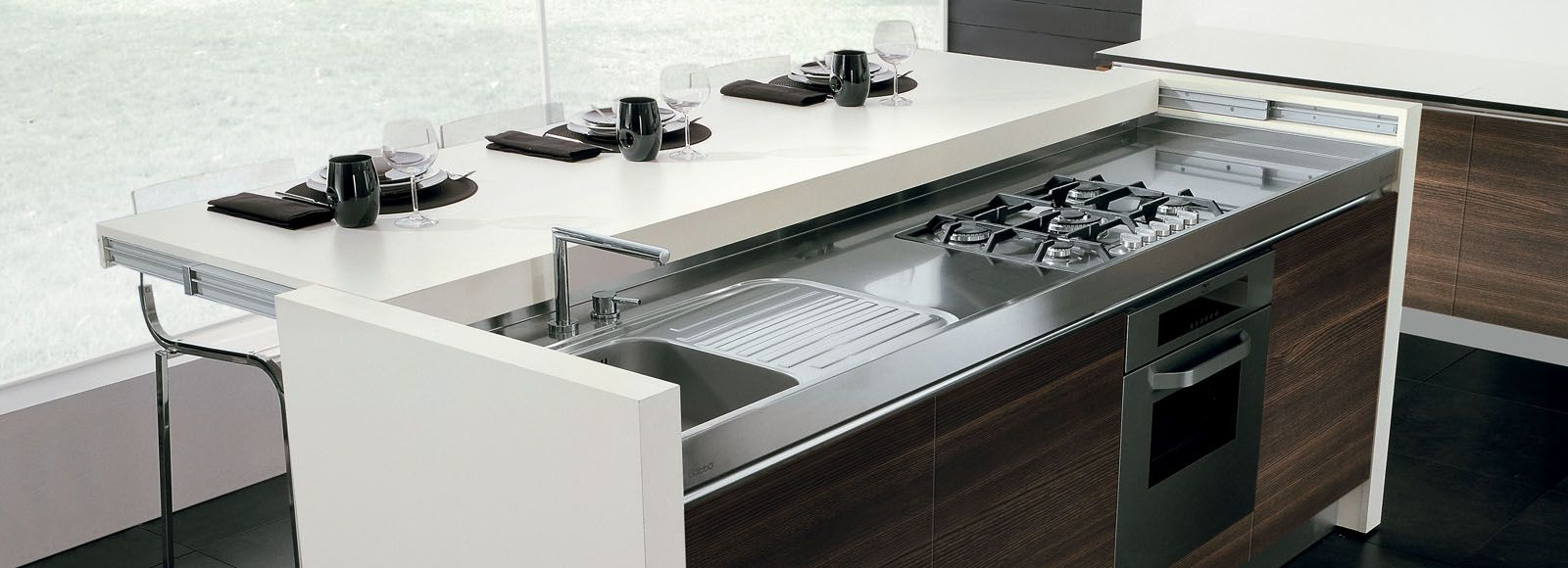 Cucina Componibile Gatto Gatto Cucine Sliding Cucina Kitchen Furniture Kitchen E