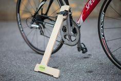 Holz Fahrradständer Radeinstellung Fahrradständer Fahrrad Und