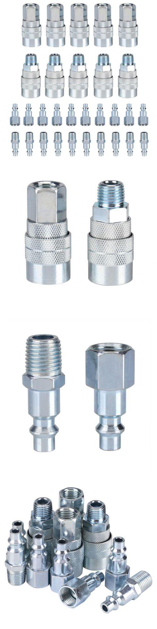 Parts and Accessories 42247 30Pcs Quick Coupler Set Air