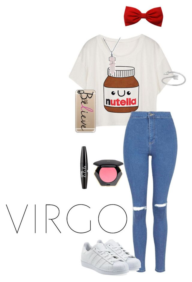 """""""./...//./.."""" by anna-mae-equils on Polyvore featuring Topshop, adidas Originals, Casetify, H&M, NYX and Bling Jewelry"""