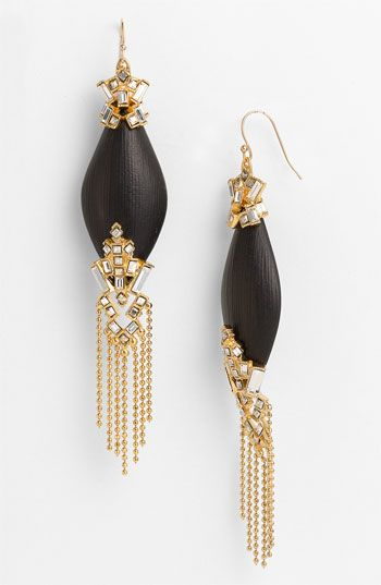 Alexis Bittar 'Teatro Moderne' Fringe Earrings available ...