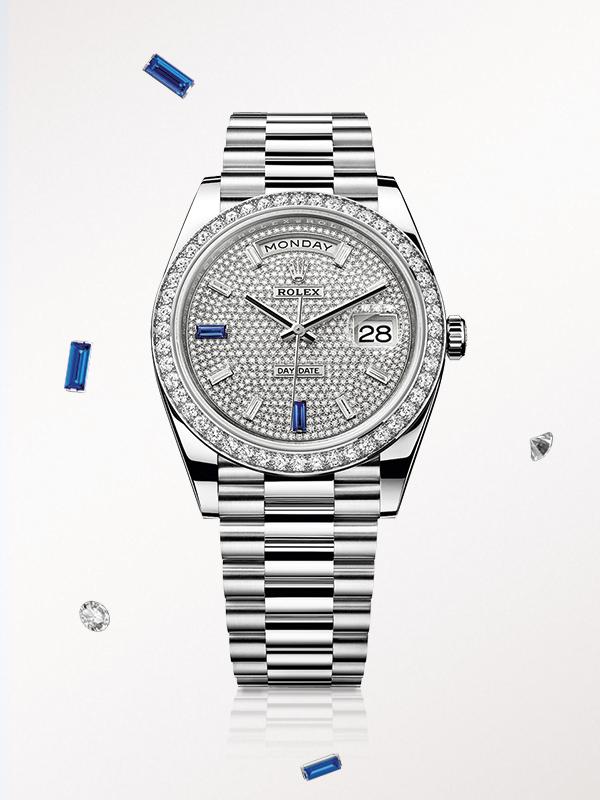 Rolex Day Date 40 Rolex Watches Rolex Day Date Luxury Watches For Men