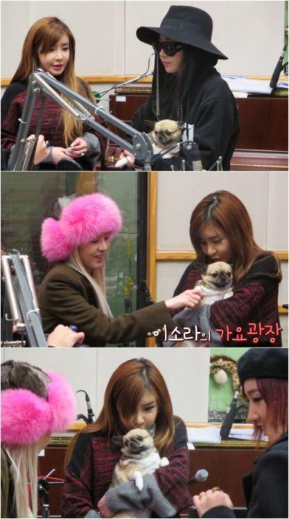 "131212 Lee Sora's ""Music Square"" Radio"