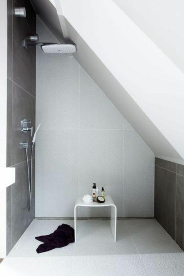 Photo of Besonderheiten der Badgestaltung für kleines Bad im Dachgeschoss