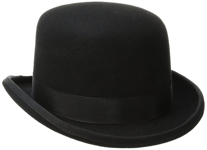 Scala Men s Wool Felt Derby Hat at Amazon Men s Clothing store ... cd534e1502f