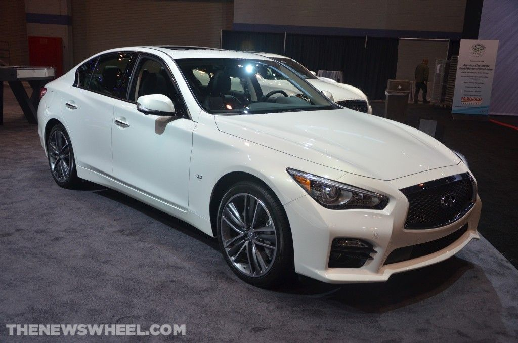 A new review by Business Insider, the 2014 Infiniti Q50S
