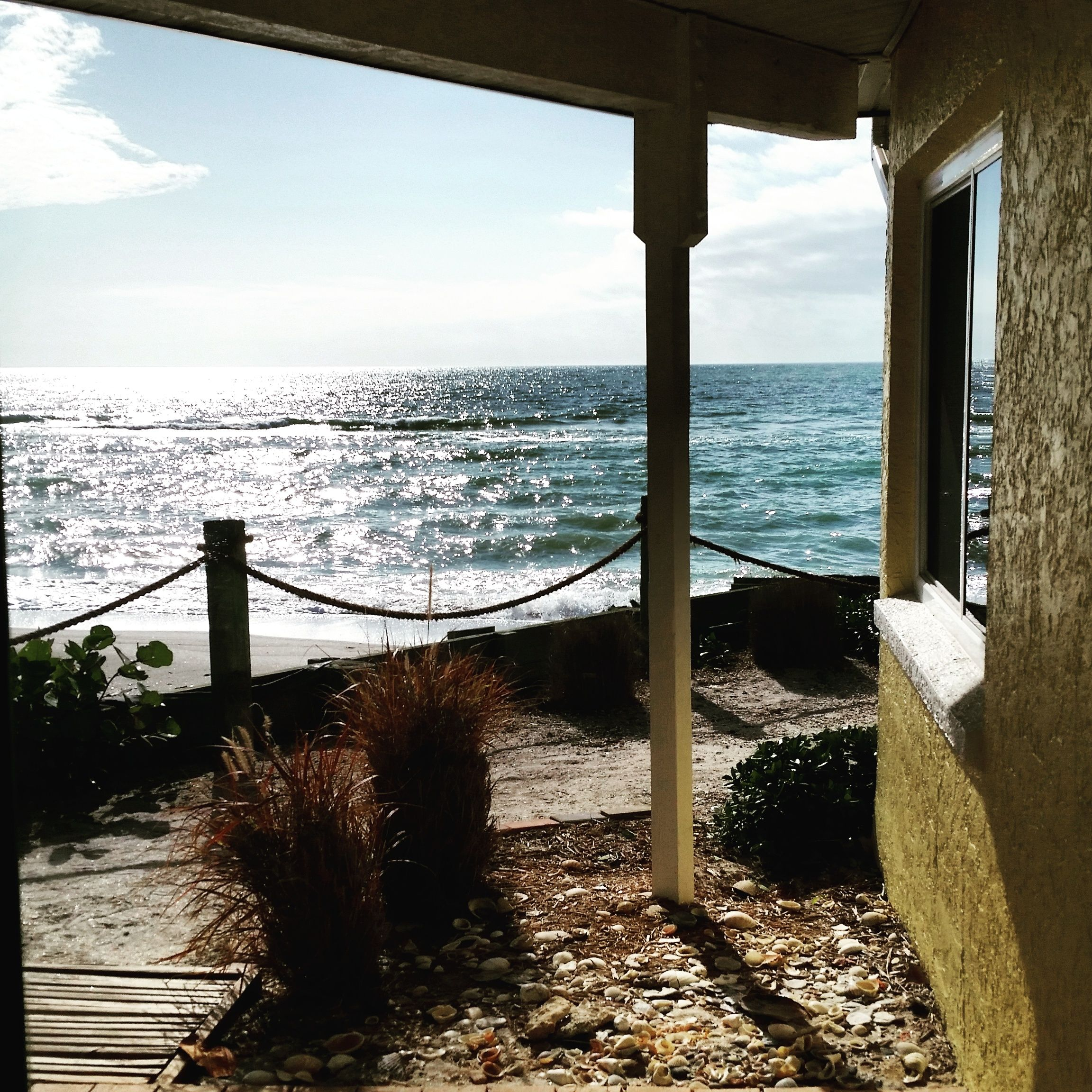 We're right on The Beach! | Florida hotels, Pearl beach ...